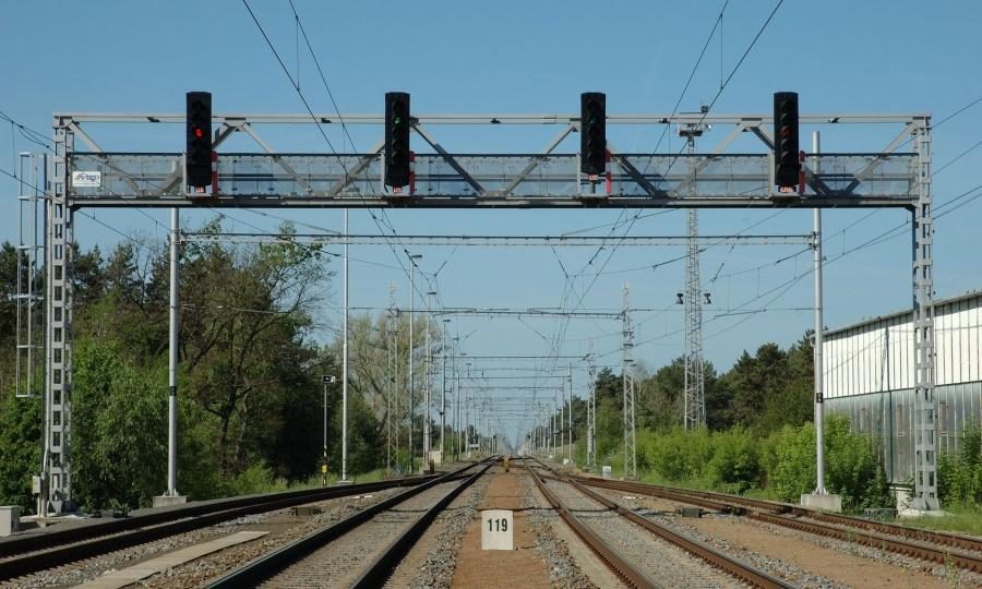 Návěstidlo - železnice
